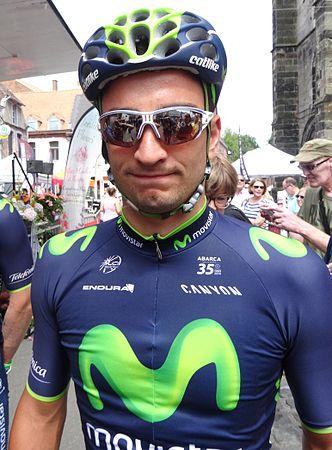 Frasnes-lez-Anvaing - Tour de Wallonie, étape 1, 26 juillet 2014, départ (B142).JPG