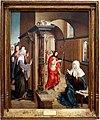 Frei carlos, apparizione di cristo risorto alla vergine, 1529, 01.jpg