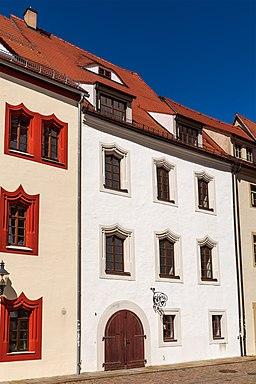 Am Dom in Freiberg