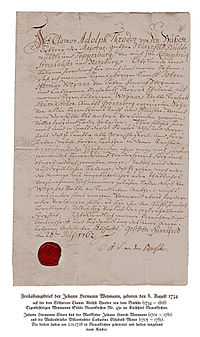 What is a feudal contract?