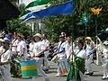 Fremont Solstice Parade 2007 samba 03.jpg