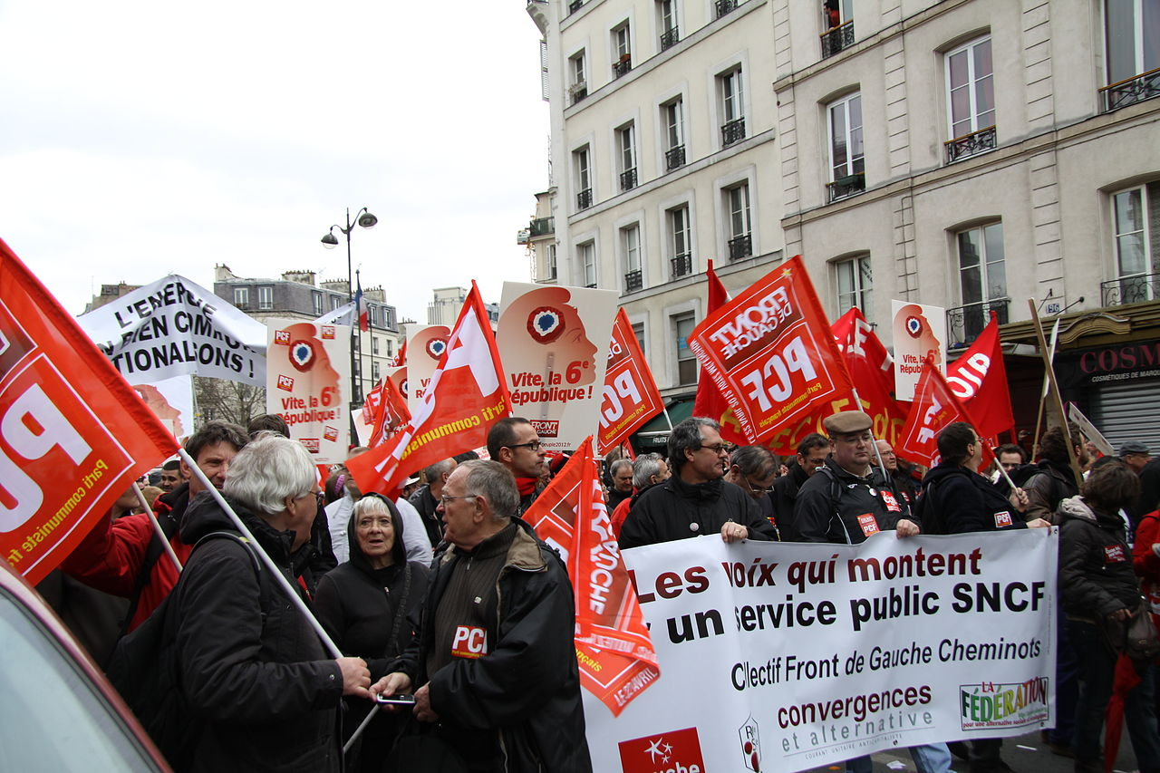 wiki french communist party
