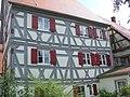 Frisch renoviertes Fachwerkhaus am Loderanger - panoramio.jpg