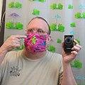 Frog mask- Keep Well Keep Froggy.jpg