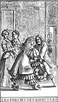Frontispiece Les précieuses ridicules 1682.jpg