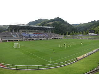 Fujieda Soccer Stadium