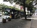 Fukuoka BRT Bus near Gofukumachi Station.jpg