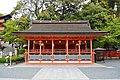Fushimiinari-taisha, gonden.jpg