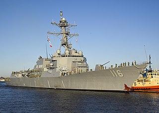 USS <i>Thomas Hudner</i>