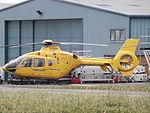 G-SASA Eurocopter EC135 Helicopter Bond Air Services Ltd (23016513135).jpg
