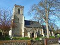 GOC Willian & Weston Hills 111 All Saints' Church, Willian (20376045444).jpg