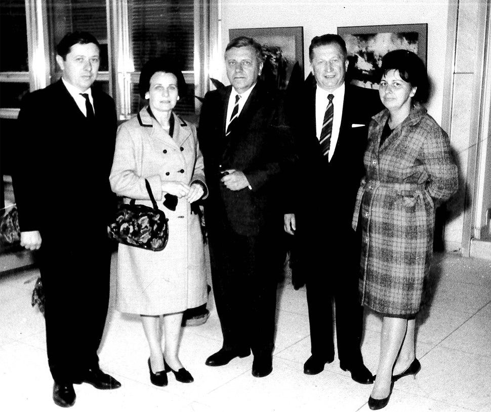 GRONOUSKI 1966