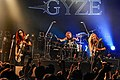 GYZE performing in Tokyo on 25.07.2017.jpg