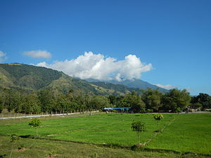 Sierra Madre (Philippines) - The mountains in Gabaldon
