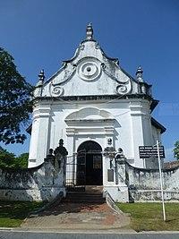 Groote Kerk, Galle