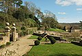 Gardens, Mappercombe Manor (geograph 5319646).jpg