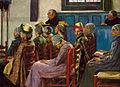 Gari Melchers - The Sermon (1886).jpg