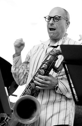 Gary Smulyan - Gary Smulyan Aarhus, Denmark, 2015  Photo Hreinn Gudlaugsson