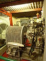 Gearbox and coupling, Bristol-Siddeley Proteus power station.jpg