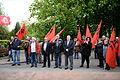Gedenkfeier KPL um Sowjeteschen Éieremonument, 9. Mee 2015-103.jpg