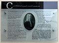 Gedenktafel Poststr 25 (Mitte) Carl Hildebrand von Canstein.jpg