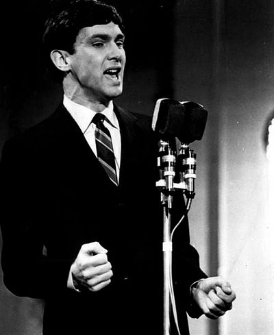 Picture of a band or musician: Gene Pitney