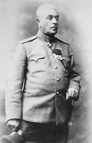 Tovmas Nazarbekian - Image: General Nazarbekian