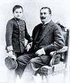 Georg u. Constantin Wassilko von Serecki 1902.png