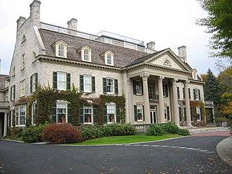 George Eastman Museum - George Eastman Museum in Rochester, New York