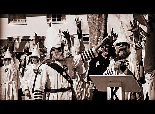 Georgia KKK Rally 2006