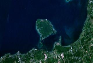 Georgina Island island in Canada