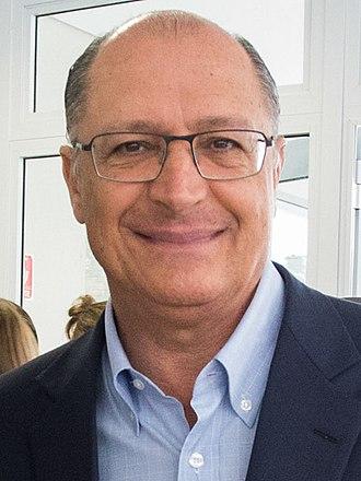 2006 Brazilian general election - Image: Geraldo Alckmin em junho de 2014 (cropped)