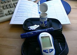 Gestational diabetes kit