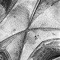 Gewelven over het schip met neo-gothische beschildering - 's-Gravenhage - 20085569 - RCE.jpg