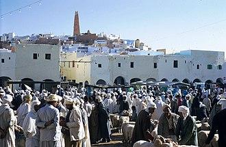 Ibadi - Ibadi people living in the M'zab valley in Algeria