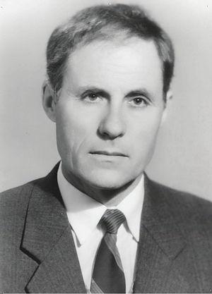 Gheorghe Ghimpu - Gheorghe Ghimpu on August 30, 1992