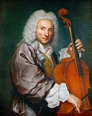 Portrait of a Cello Player