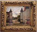 Giacomo grosso, portale e giardino, 1883.jpg