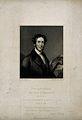 Gideon Algernon Mantell. Stipple engraving by S. Stepney, 18 Wellcome V0003823.jpg