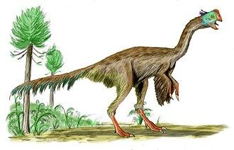 Xu Xing (paleontologist) - Gigantoraptor