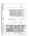 Gilman Garrison, Water and Clifford Streets, Exeter, Rockingham County, NH HABS NH,8-EX,2- (sheet 18 of 38).png