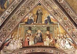 Franciscan Allegories: Allegory of Obedience