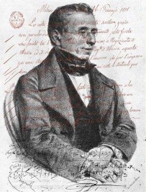Casa Ricordi - Giovanni Ricordi, 1785—1853, founder of Casa Ricordi