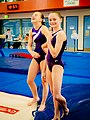 Girls Gymnastics ‐ Lake Macquarie ICG 2014.jpg