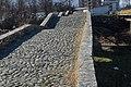 Gjakova walking over Ura e Tabakëve (WPWTR17).jpg