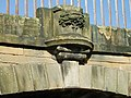 Glasgow coat of arms on Viewforth Bridge - geograph.org.uk - 534281.jpg