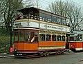 Glasgow tram No. 22 at Crich Tramway Village - geograph.org.uk - 1290971.jpg