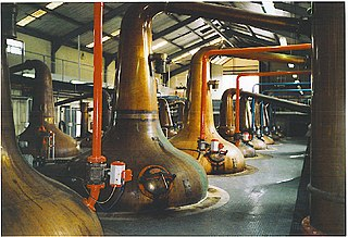 Still Apparatus used to distill liquid mixtures
