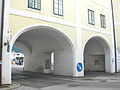 Gmunden Town Gateway.JPG