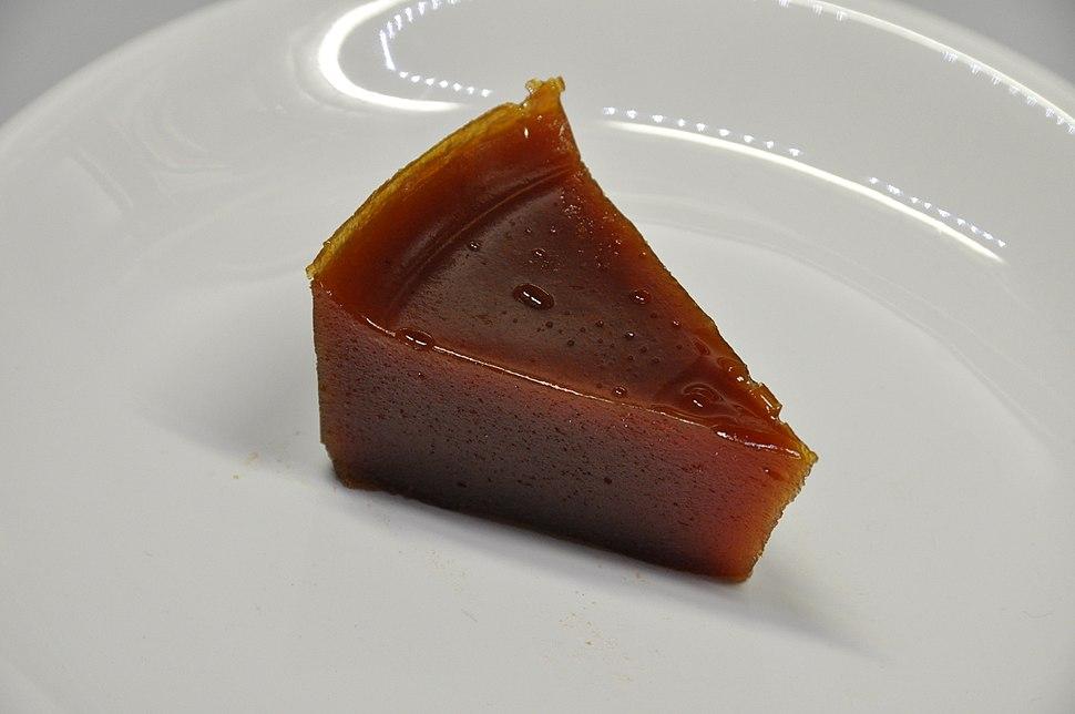 Goiabada slice